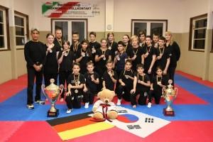 Taekwondo100